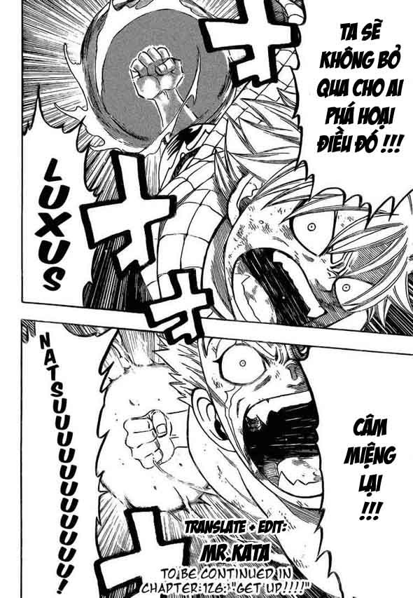 Fairy Tail chap 125 trang 19