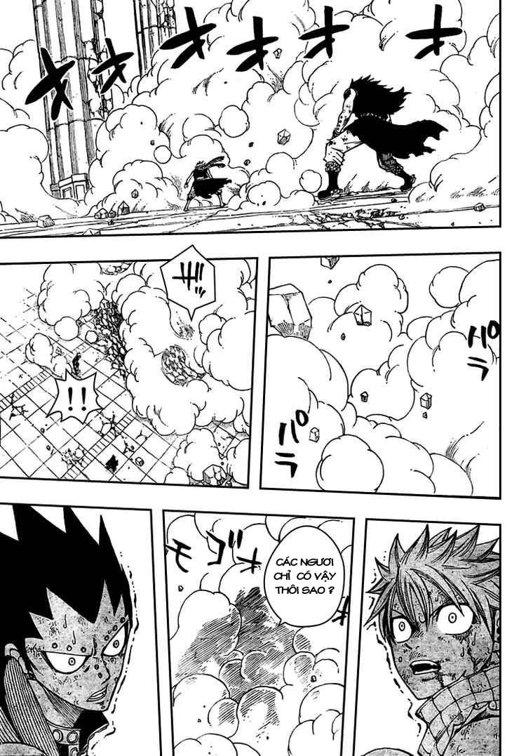 Fairy Tail chap 124 trang 12