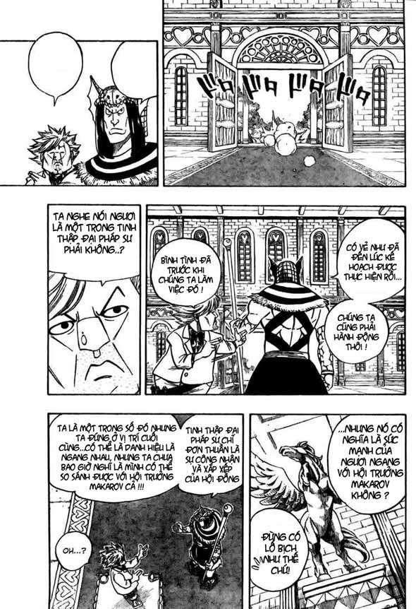 Fairy Tail chap 133 trang 15