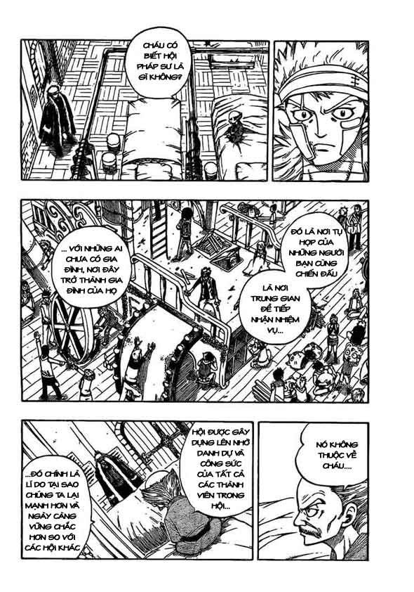 Fairy Tail chap 127 trang 14
