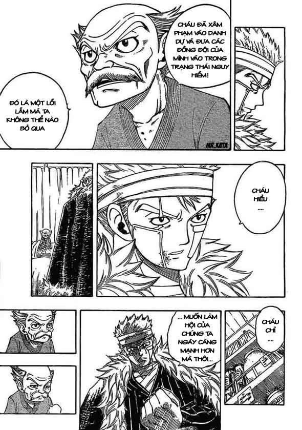 Fairy Tail chap 127 trang 15