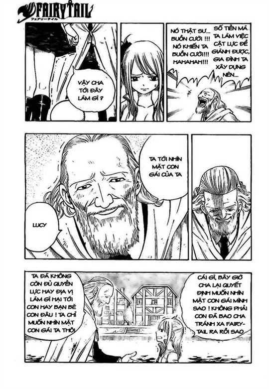 Fairy Tail chap 128 trang 17