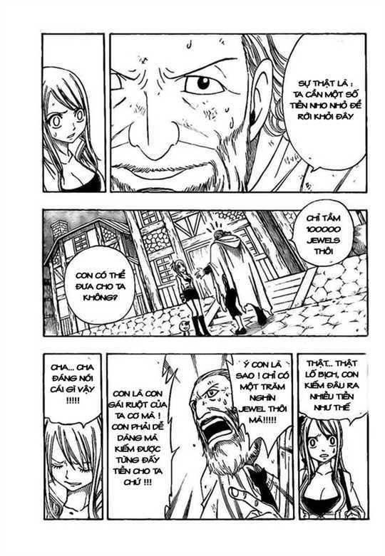 Fairy Tail chap 128 trang 19