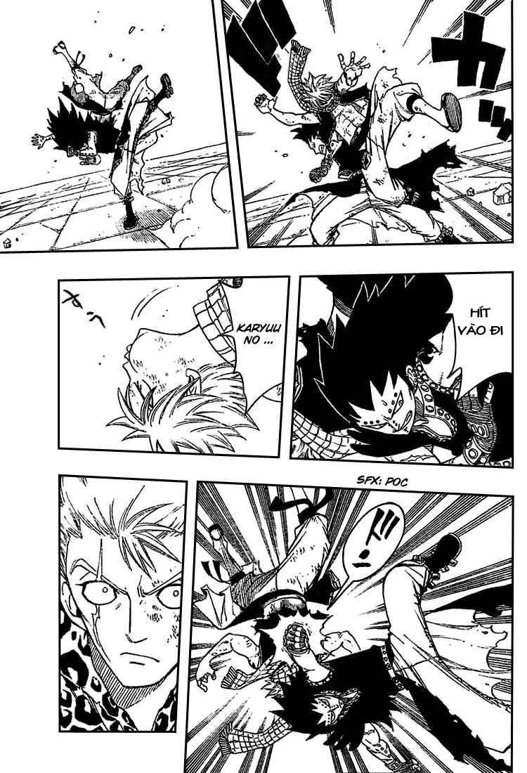 Fairy Tail chap 124 trang 3