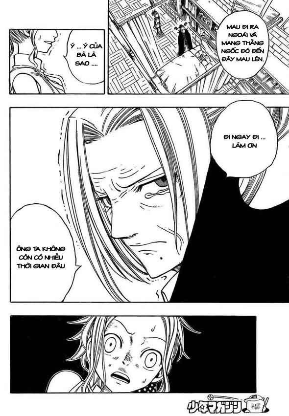 Fairy Tail chap 119 trang 6