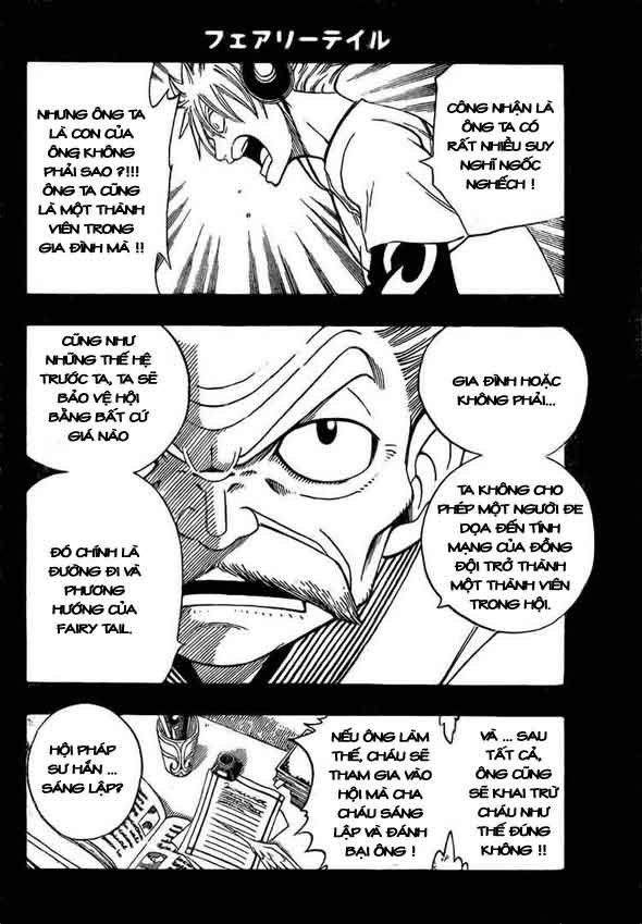 Fairy Tail chap 119 trang 10