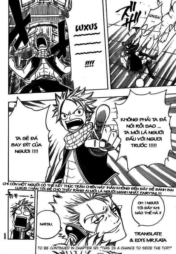 Fairy Tail chap 120 trang 20