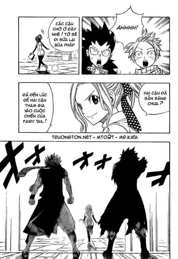 Fairy Tail chap 116 trang 5