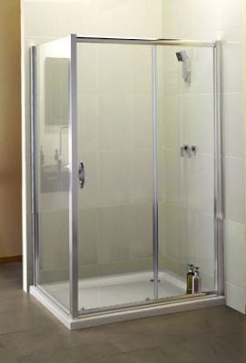 Luxury Sliding Shower Doors