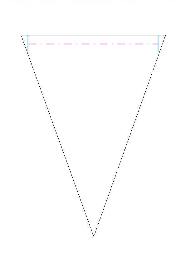 nualan: tutorial 11: banderines de tela (cloth banners)