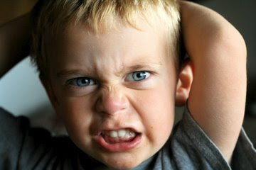 angry faces of children - photo #3