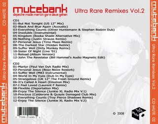 Depeche Mode & OTHER: Depeche Mode - Ultra Rare Remixes The
