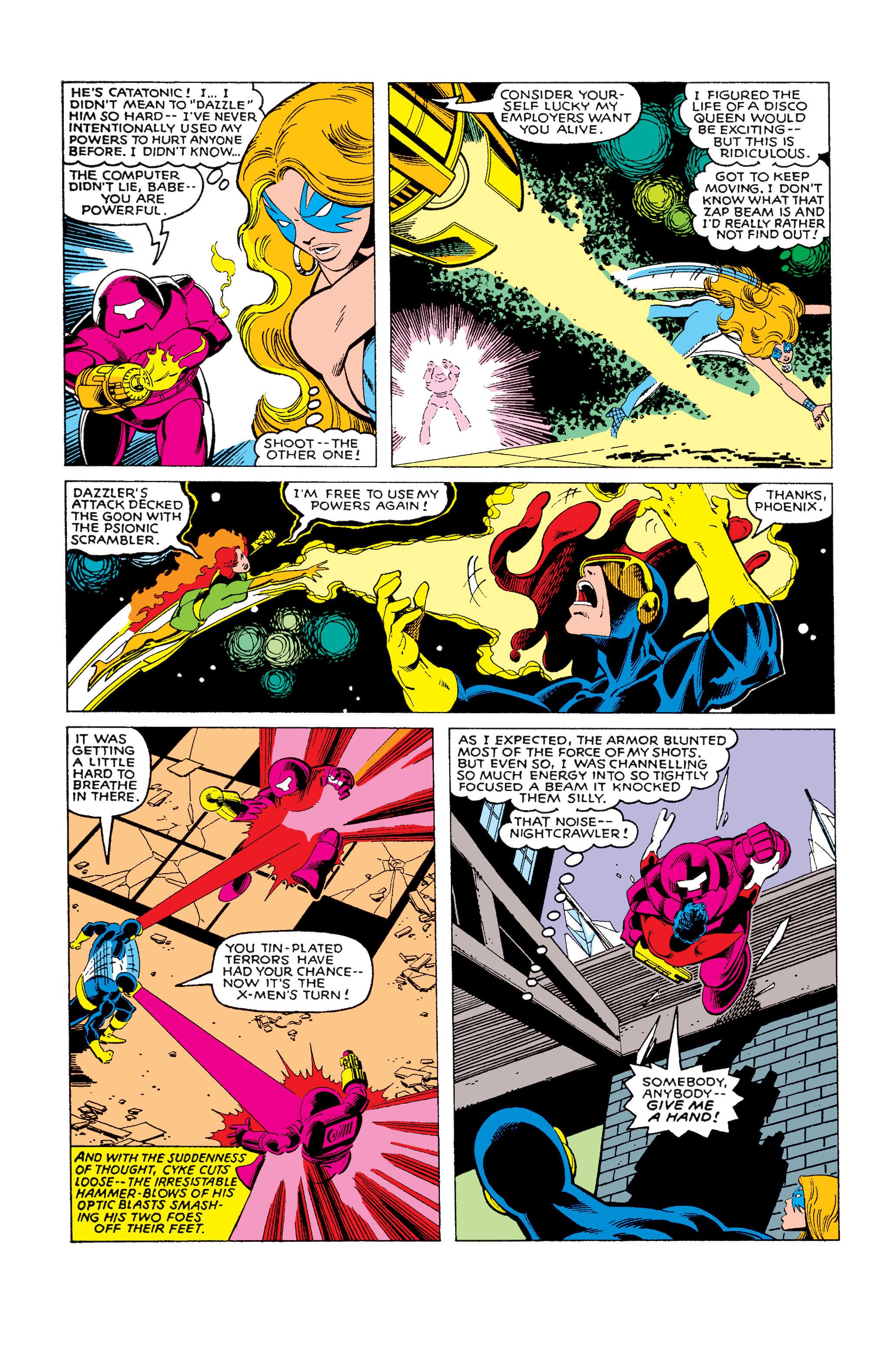 Read online Uncanny X-Men (1963) comic -  Issue #130 - 16