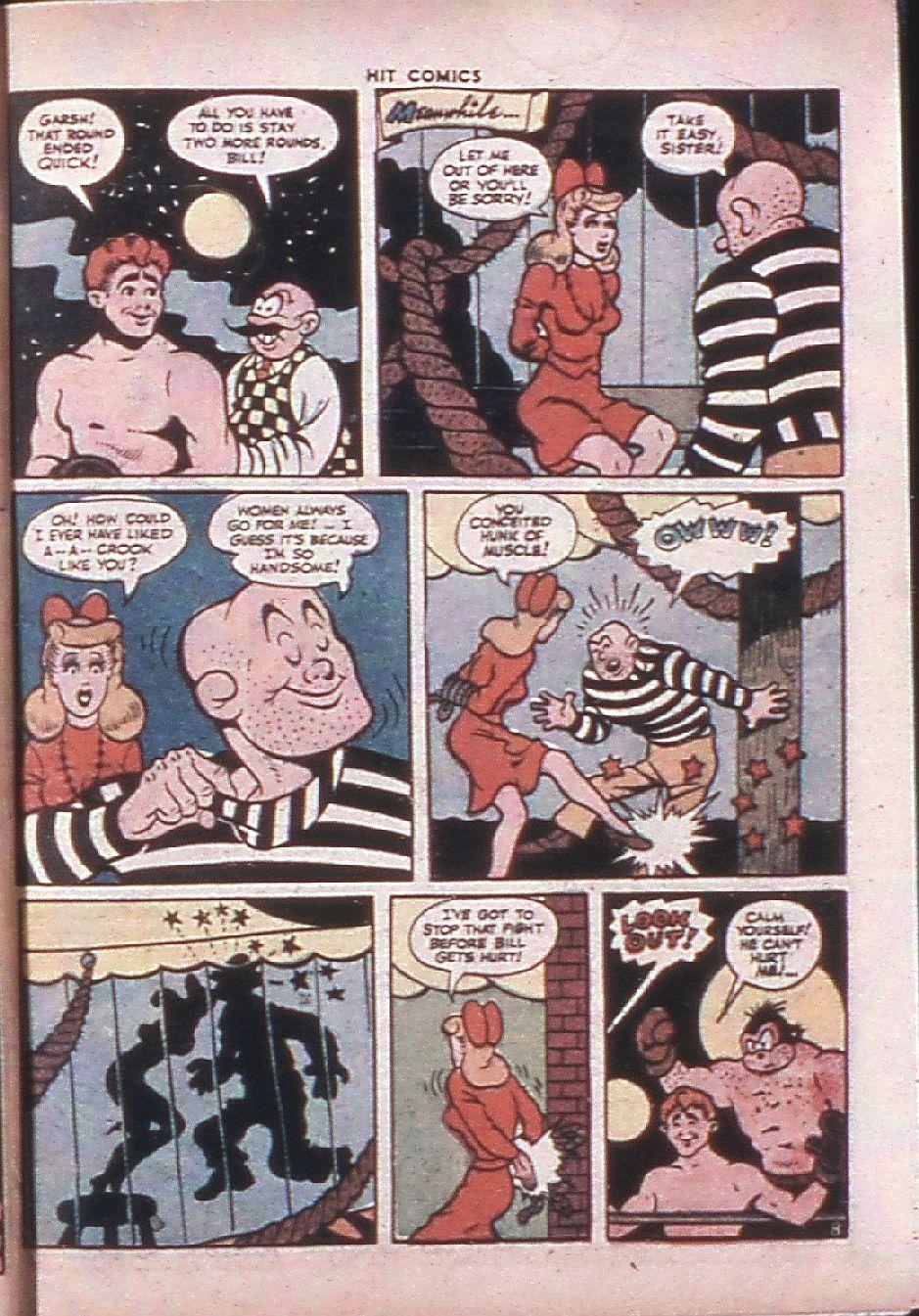 Read online Hit Comics comic -  Issue #33 - 54