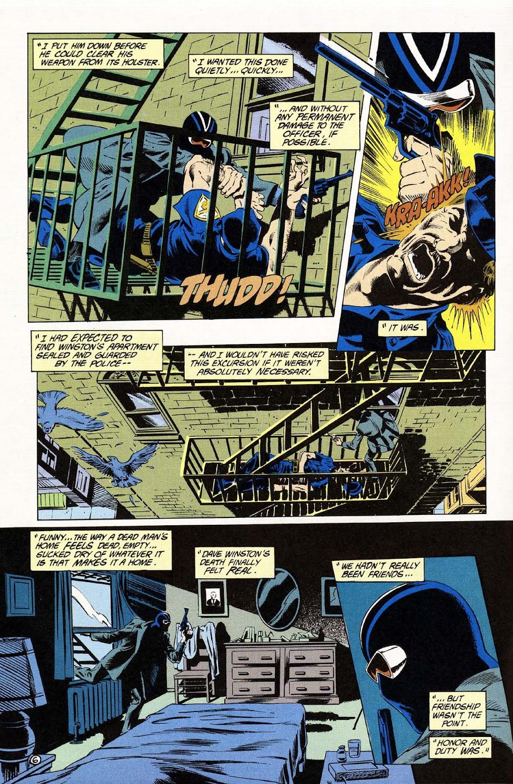 Vigilante (1983) issue 37 - Page 8