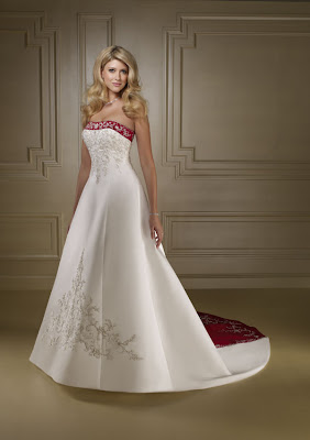 فساتين زفاف2018 لونين فساتين روعه للعروس 2018اجمل فساتين للاعراس2018