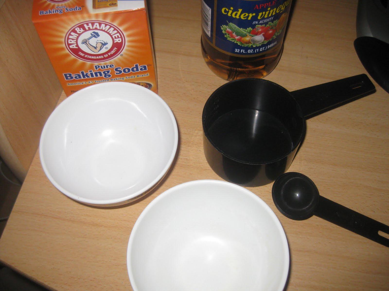 Kreyola's Journeys: How to: Baking Soda Wash & Apple Cider