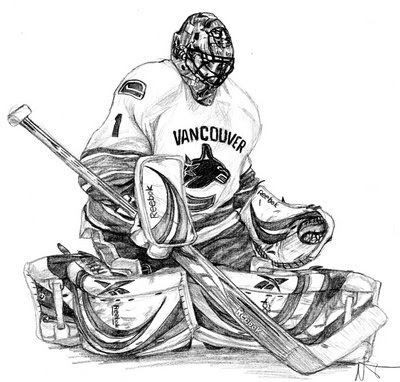Hockey goalie coloring pages detroit red wings ~ Twenty-three of hockey's weirdest and most inappropriate ...