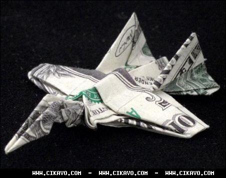 Как оригинально подарить деньги. Часть 2