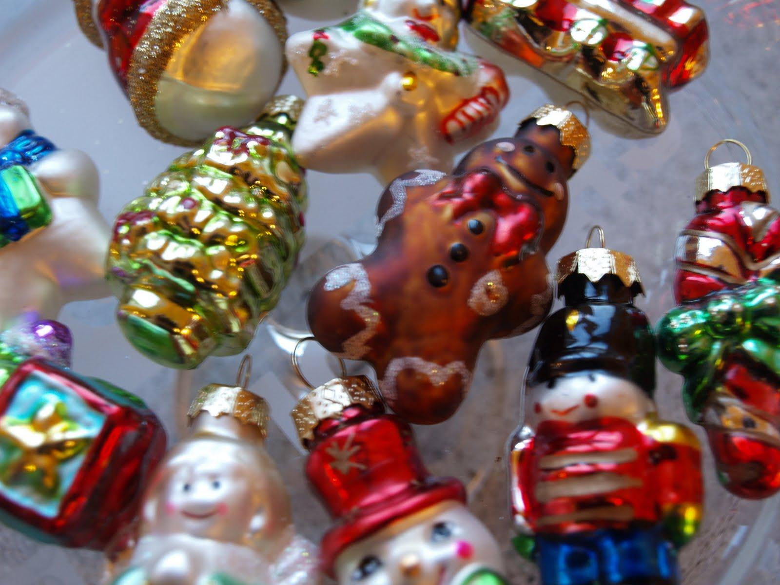 julepynt med personlig bilde