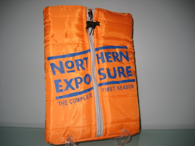 northern exposure dvd case