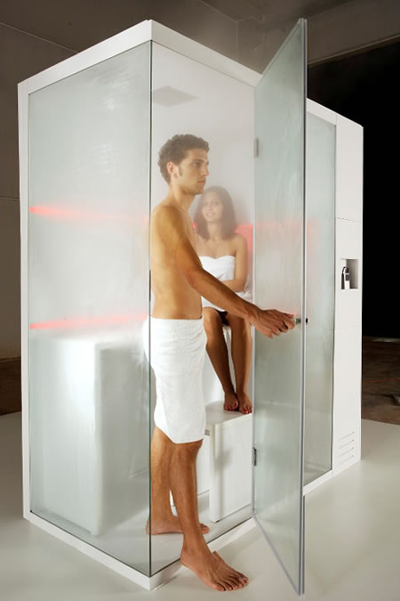 Spa Sauna Vs Steam Room