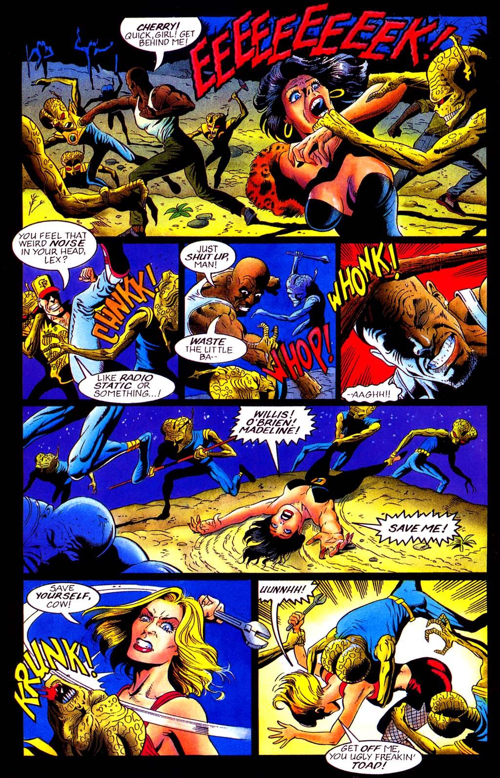 Read online Turok, Dinosaur Hunter (1993) comic -  Issue #32 - 7
