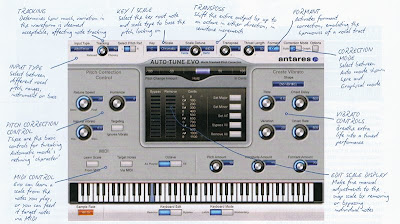 Computer Music Reviews Sharing~~~: cm133 - Antares Auto-Tune