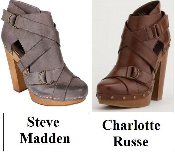 edf31b2abf Sunday Steals: Steve Madden Geema Clog Booties on a Budget