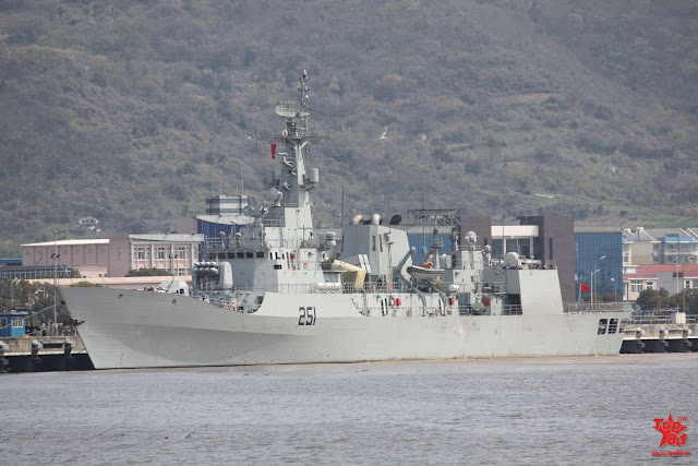 Naval Open Source INTelligence: China now world's third ...