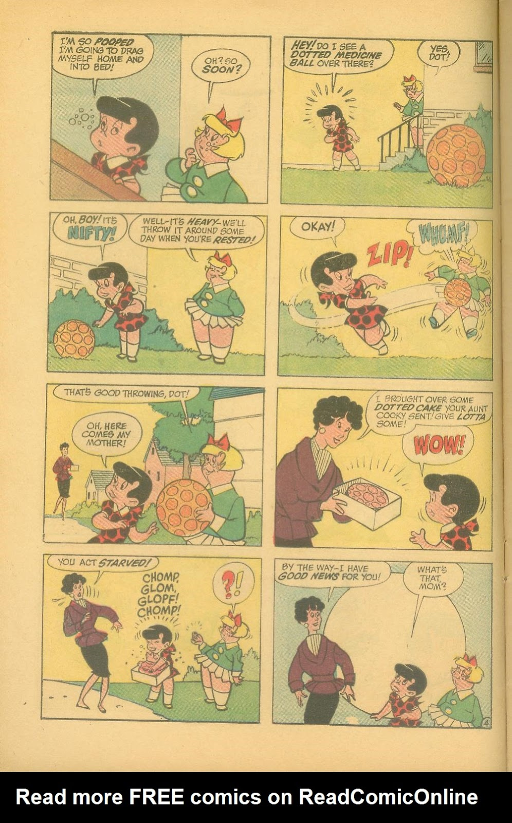 Little Dot (1953) issue 95 - Page 8