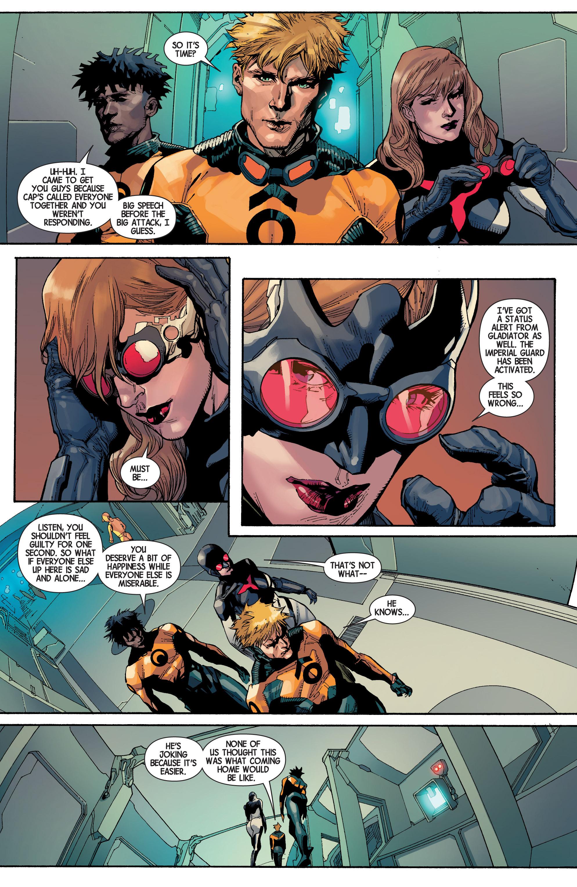 Read online Avengers (2013) comic -  Issue #Avengers (2013) _TPB 4 - 131