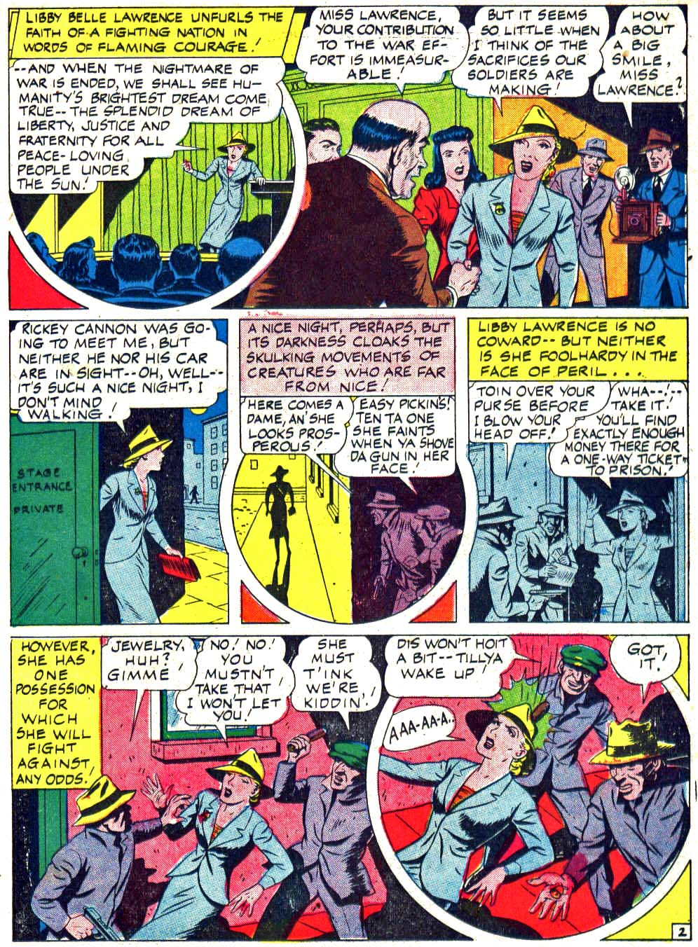 Star Spangled Comics (1941) issue 27 - Page 41
