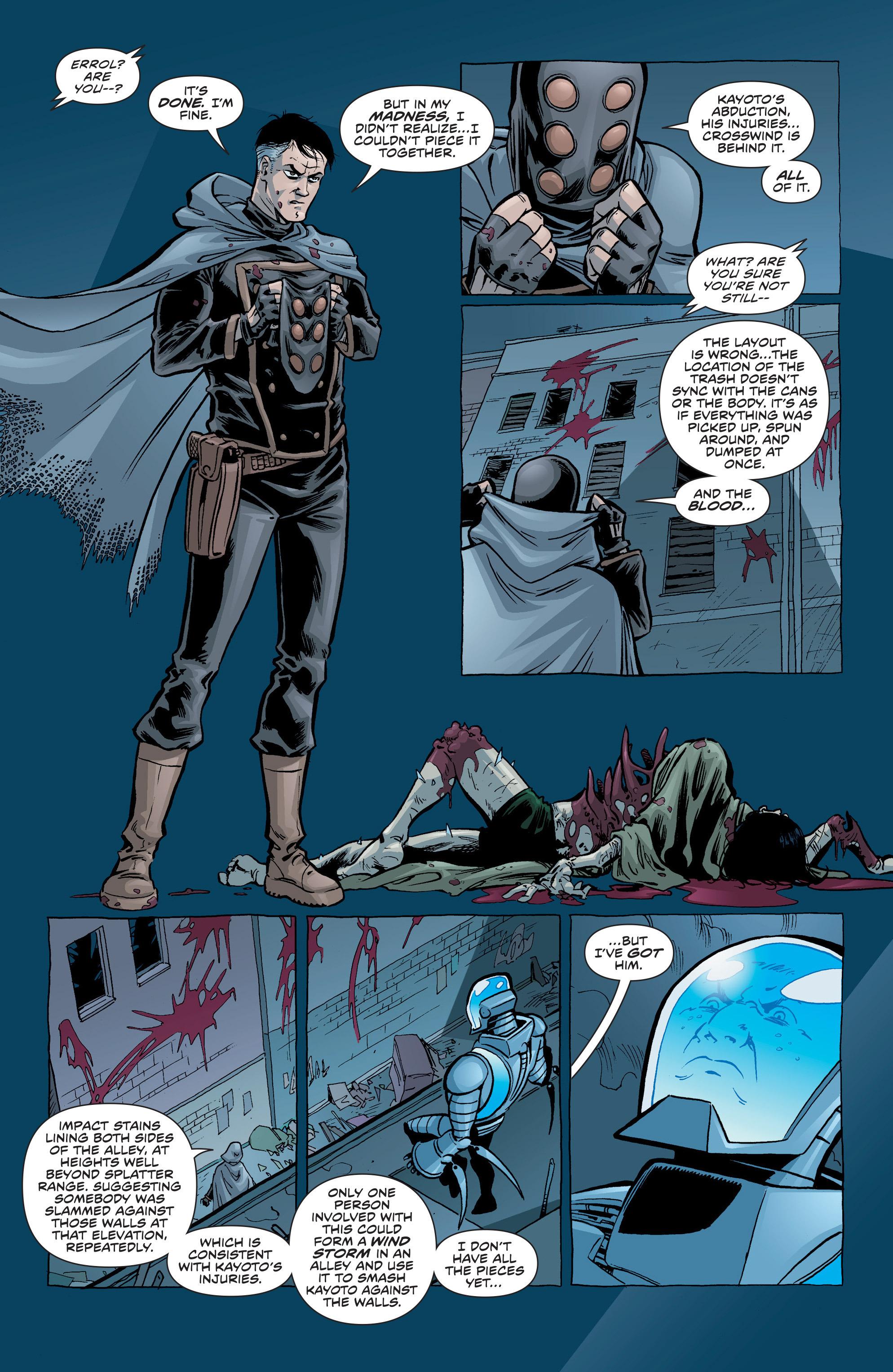 Read online Secret Identities comic -  Issue # _TPB - 148