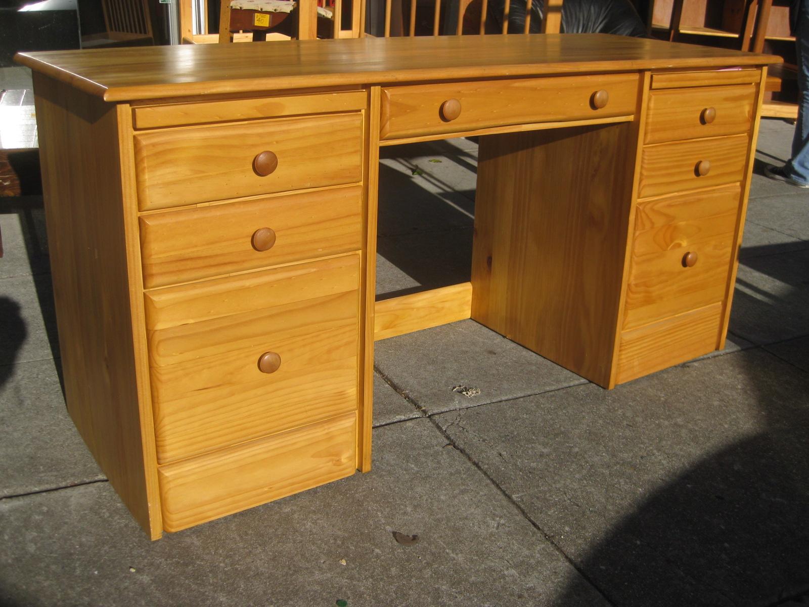 Sold Fenton Maclaren Pine Desk 125