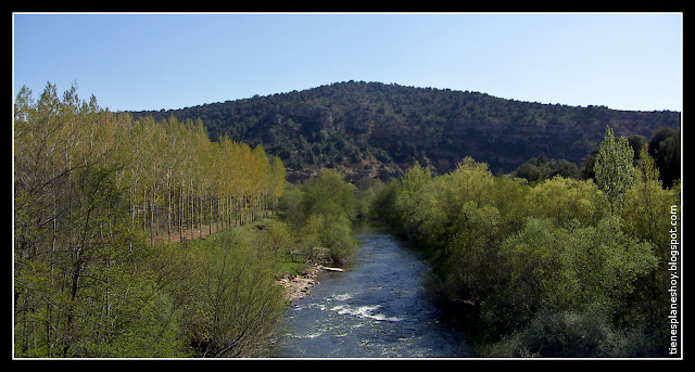 Entorno natural de Burgos