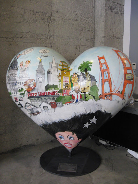 Fifties World Cartoon Art Museum - San Francisco