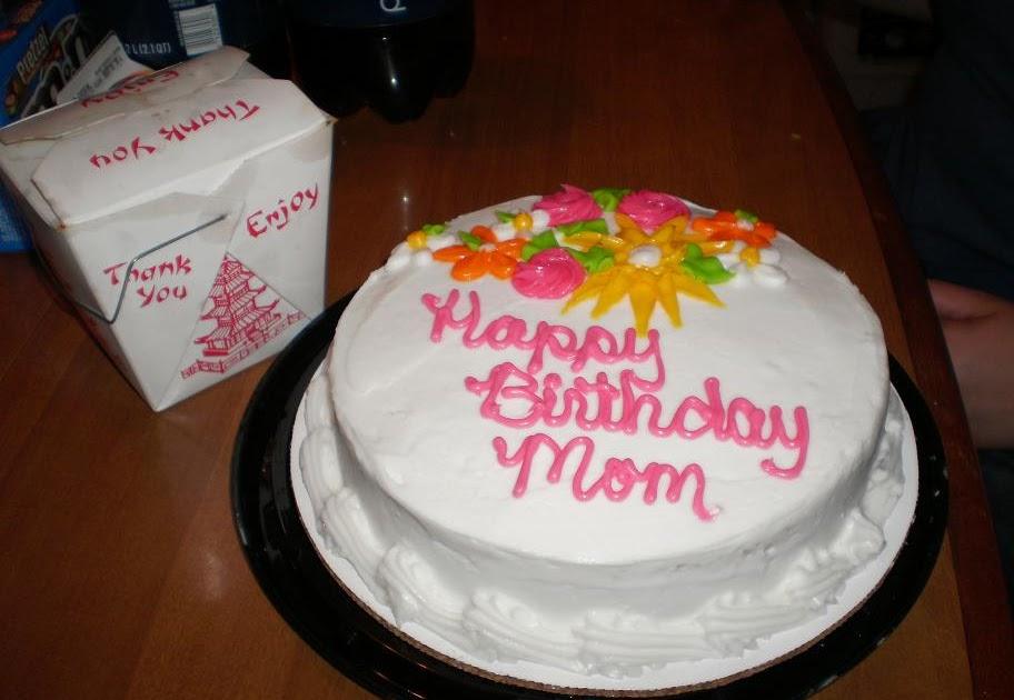 Crochet Birthday Cake Pattern