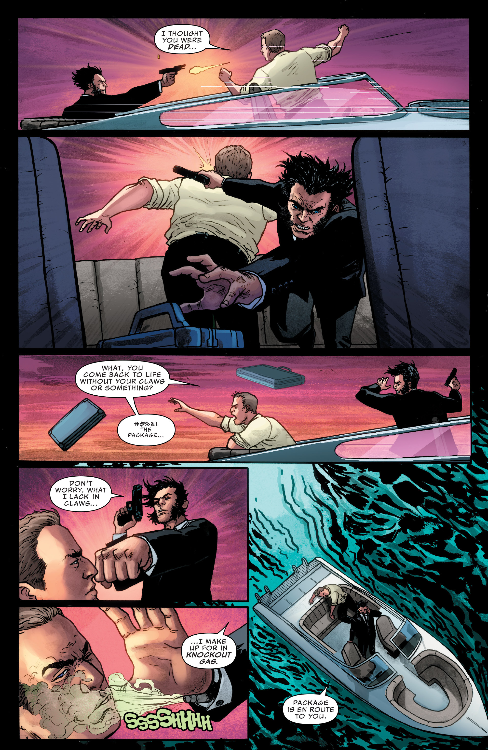 Read online Agents of S.H.I.E.L.D. comic -  Issue #4 - 21