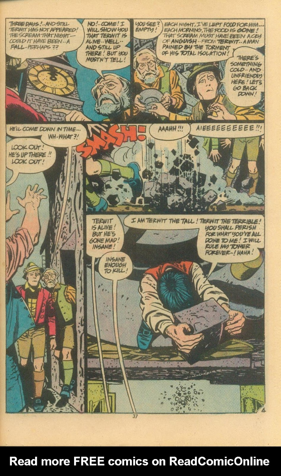 The Witching Hour (1969) issue 38 - Page 39