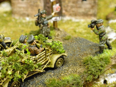 Lonely Gamers: Flames of War - Objectives Markers