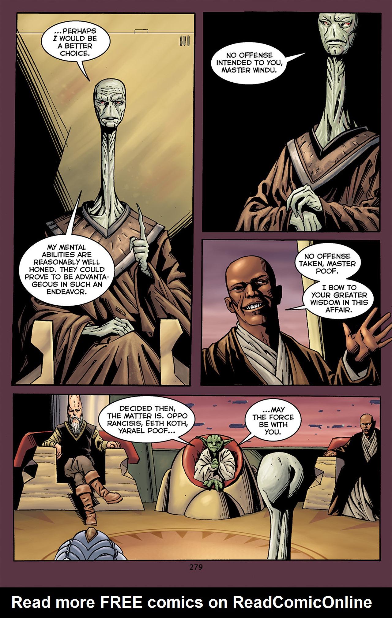 Read online Star Wars Omnibus comic -  Issue # Vol. 10 - 275