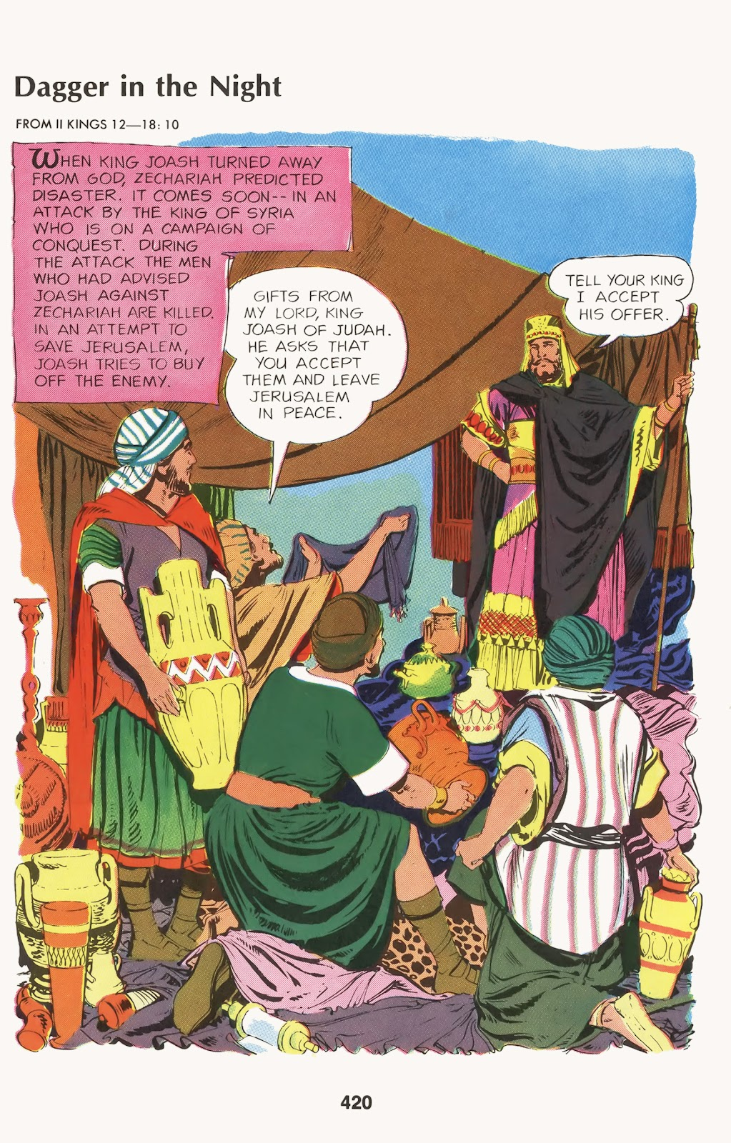 The Picture Bible issue TPB (Part 5) - Page 23