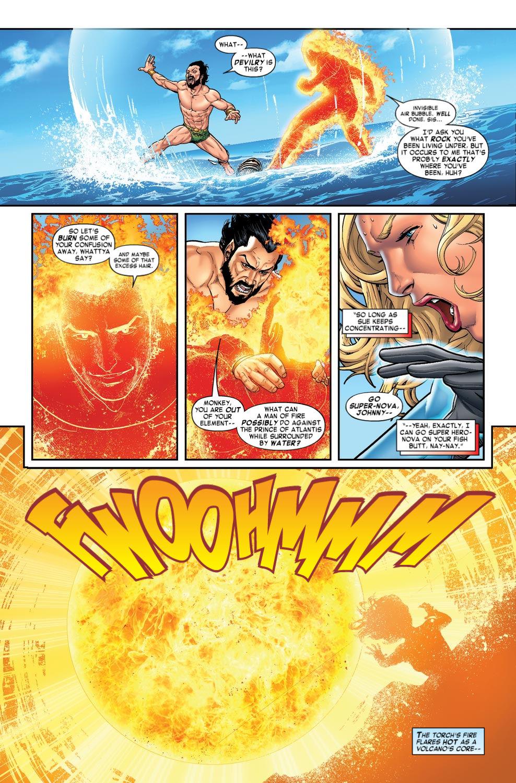 Read online Fantastic Four: Season One comic -  Issue # TPB - 89