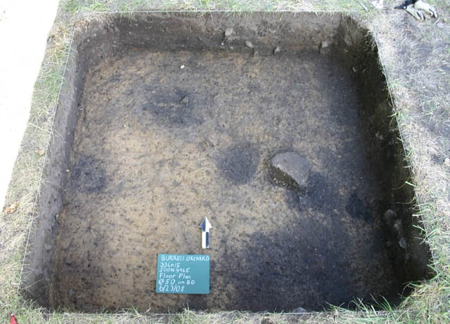 Archaeology Blog Smudge Pits And Hide Smoking