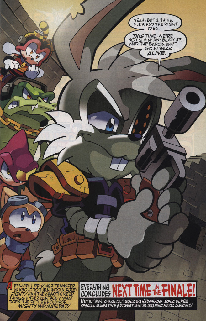 Read online Sonic Universe comic -  Issue #48 - 31