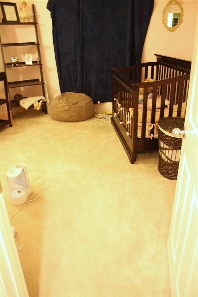 Remodelaholic Nursery Obsession Guest Nursery Remodel