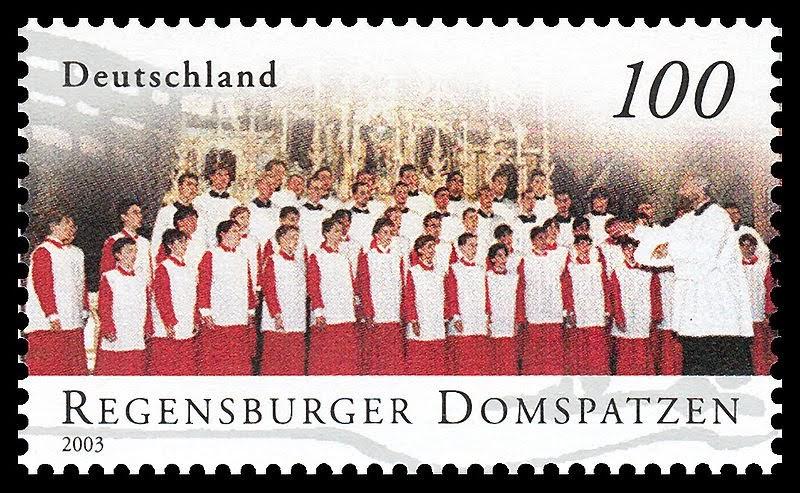 Regensburger Domspatzen* Regensburger Domchor (Domspatzen) - Die Blümlein, Sie Schlafen / Kommt Ein Vogel Geflogen / Ein Jäger Aus Kurpfalz