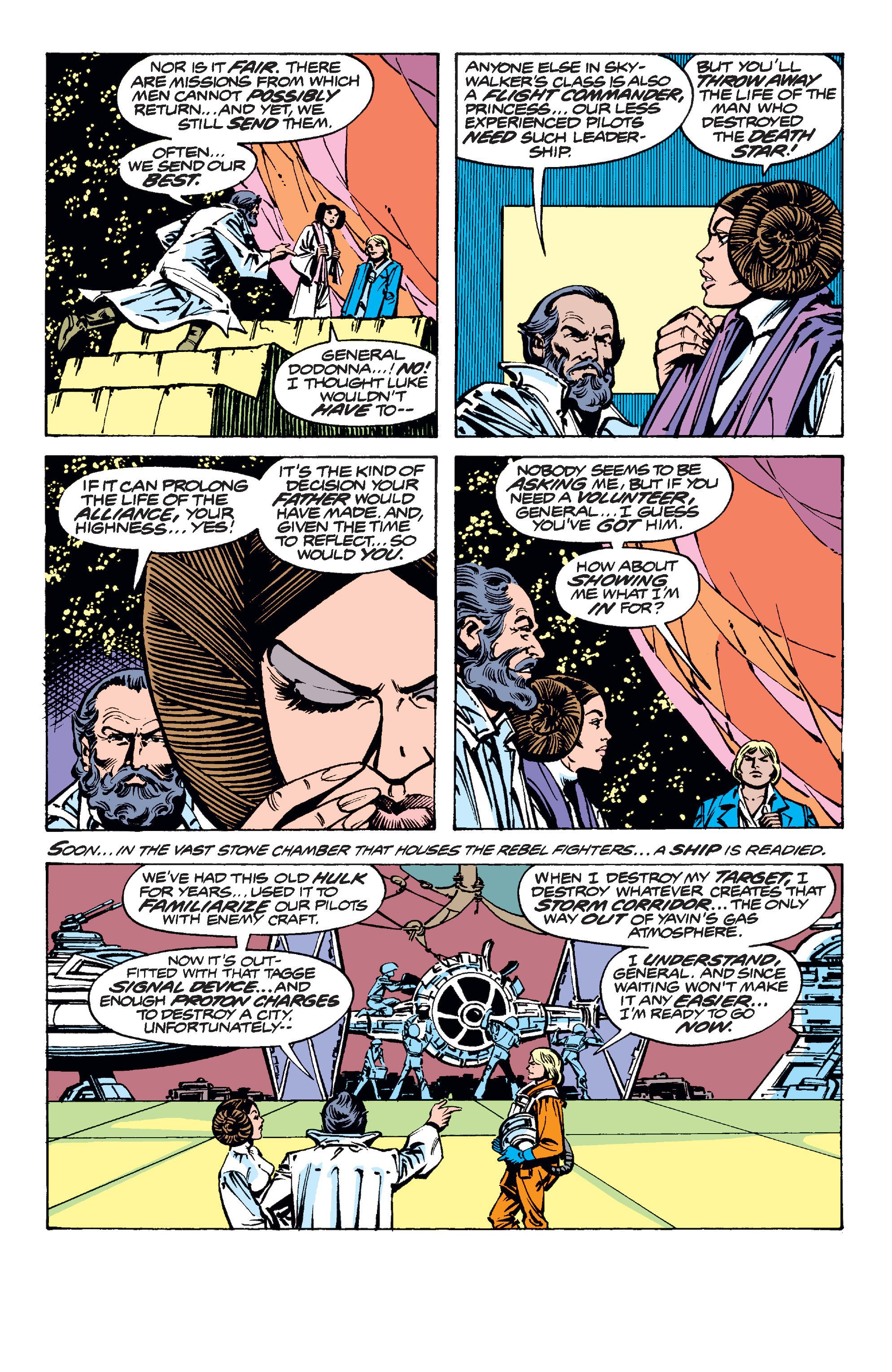 Read online Star Wars Omnibus comic -  Issue # Vol. 13 - 464