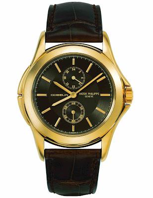 Gübelin Patek Philippe Jubilee Watch - Calatrava Travel Time Limited Edition (Ref. 5134)